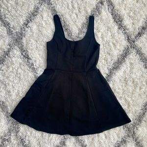 Black Divided H&M Dress